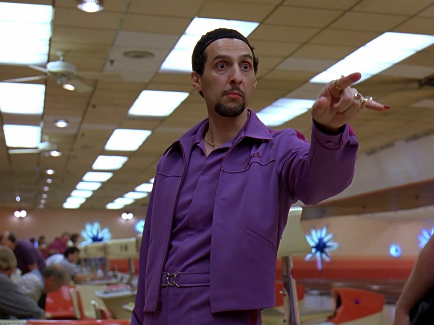 The Big Lebowski: Bowling With 'The Jesus'