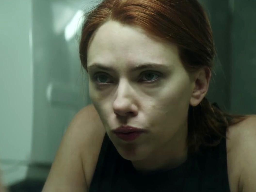 Black Widow: Choose (Spot)
