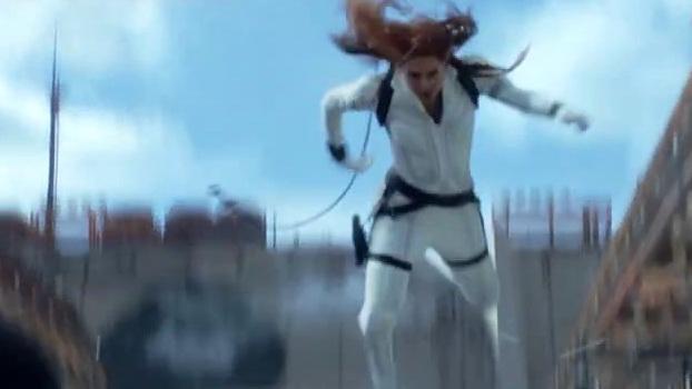 Black Widow: Back (15 Second Spot)
