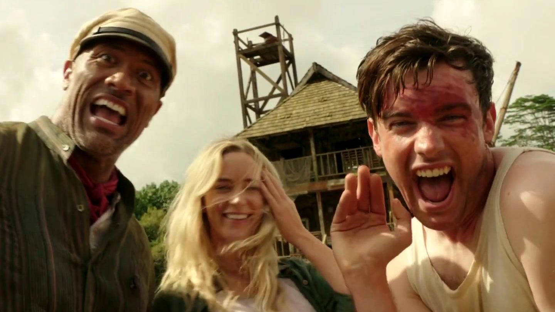 Jungle Cruise: Adventure (UK Behind The Scenes)