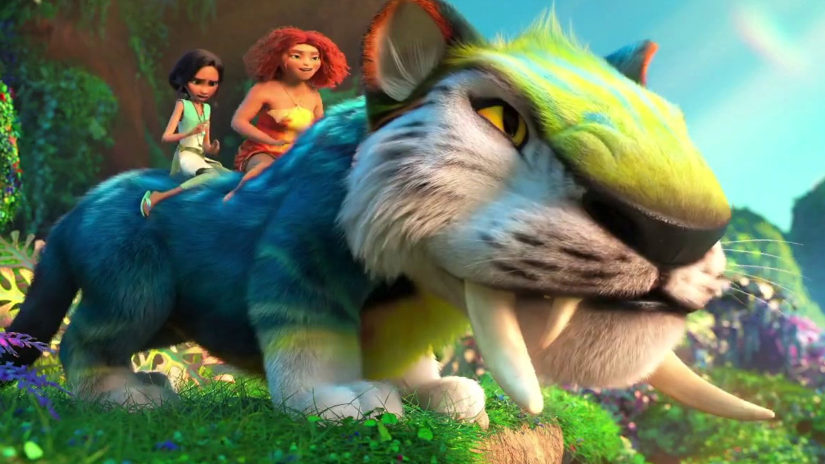 The Croods: A New Age: Marvelous (UK Spot)