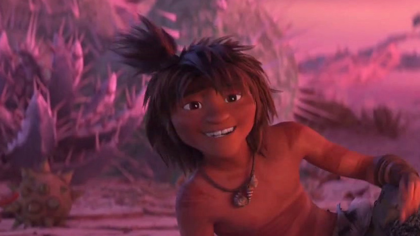 The Croods: A New Age: Wild Truth (UK Spot)