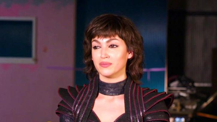 Snake Eyes: G.I. Joe Origins: Ursula Corbero On Her Character, 'Baroness'