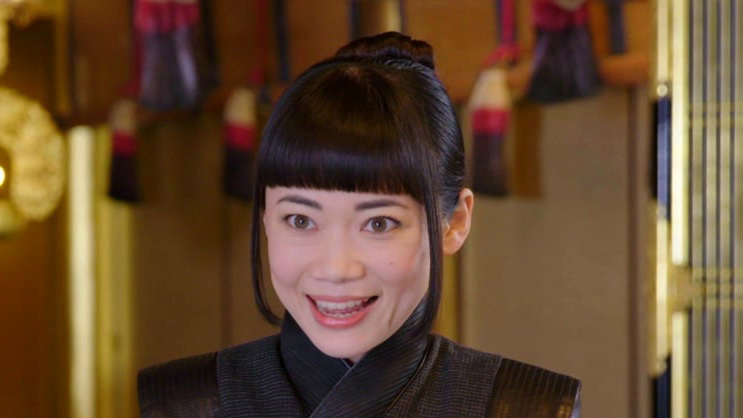 Snake Eyes: G.I. Joe Origins: Haruka Abe On Who She Is And The Role She Plays In The Movie
