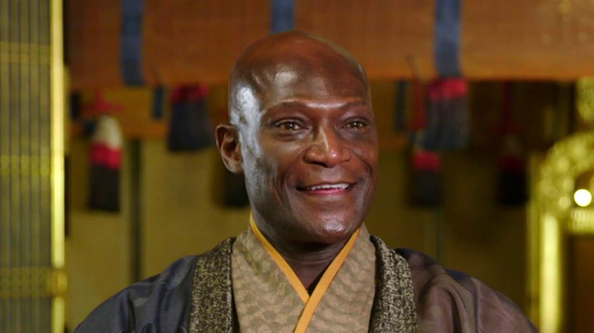 Snake Eyes: G.I. Joe Origins: Peter Mensah On His Attraction To The Character Of 'Snake Eyes'