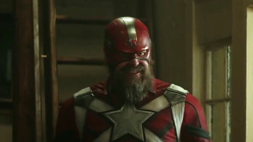 Black Widow: Russian Captain America (Spot)