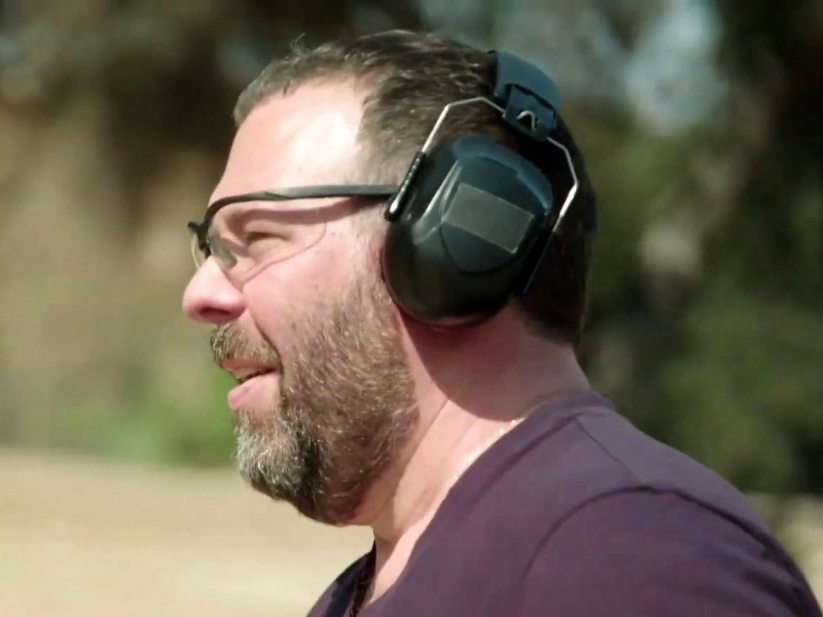 Straight Up Steve Austin: Stone Cold And Bert Kreischer Shoot Through Bulletproof Glass