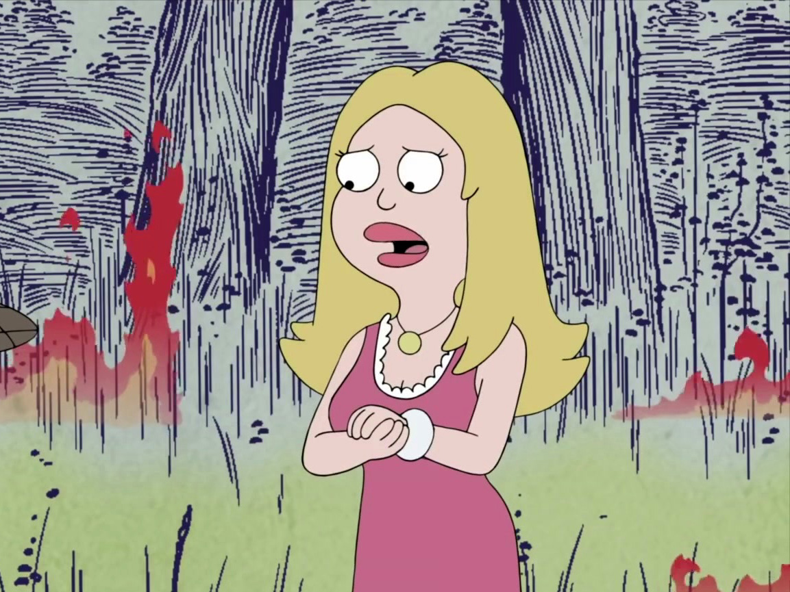 American Dad!: Flush After Reading