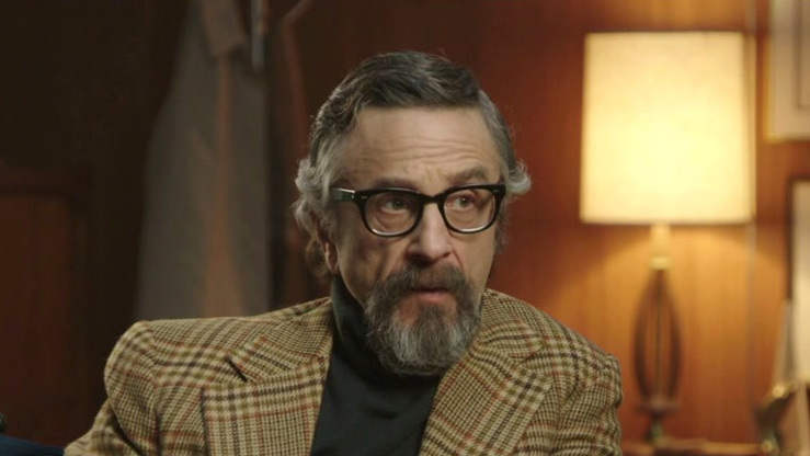 Respect: Marc Maron On His Character Jerry Wexler