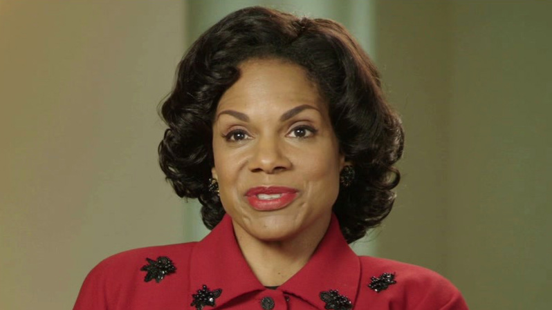 Respect: Audra McDonald On Working With Young Aretha
