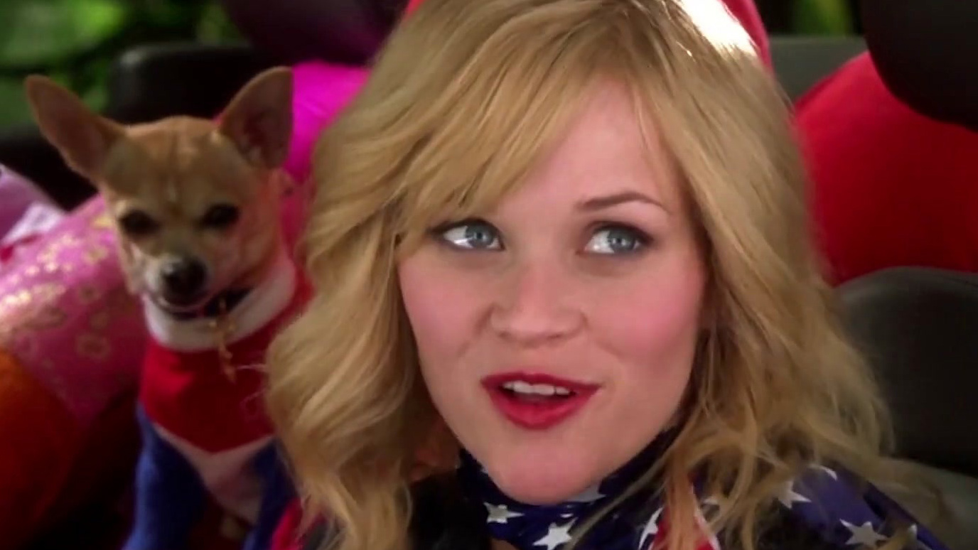 Legally Blonde 2: Red, White & Blonde: You Look Like the Fourth of July