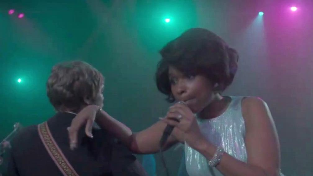 Respect: Jennifer Hudson As Aretha Franklin Performs 'Respect'