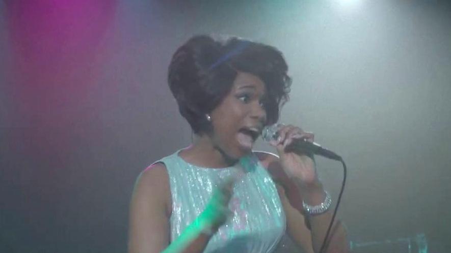 Respect: Jennifer Hudson As Aretha Franklin Performs 'Respect' (UK)