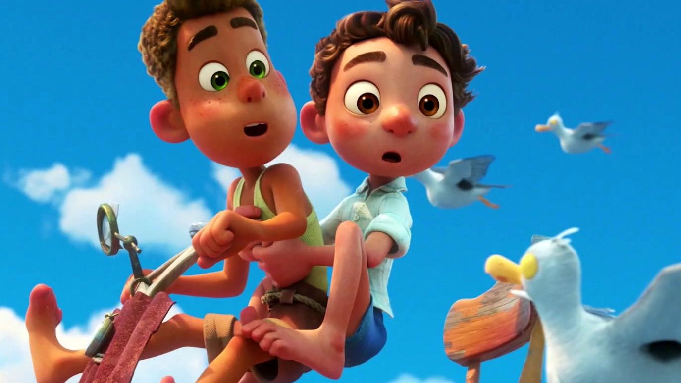 Luca: Friendship (Home Ent. Trailer)