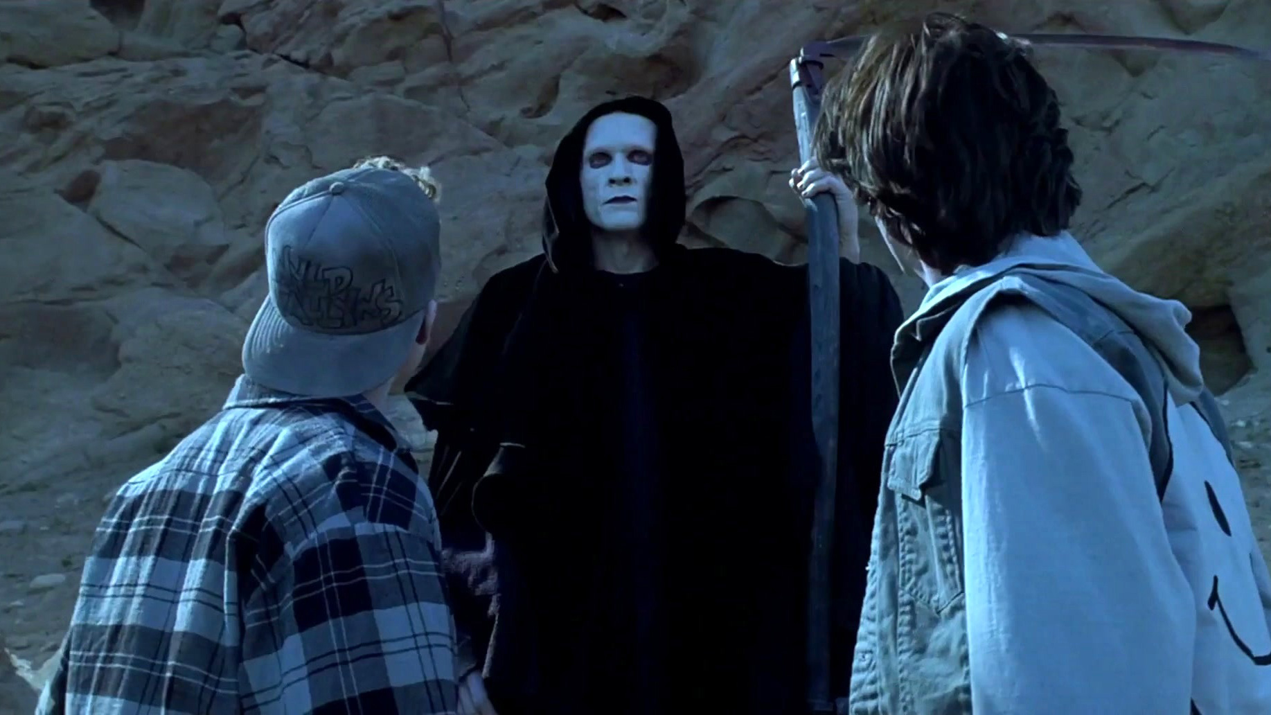 Bill & Ted's Bogus Journey: Bill & Ted Meet Death and Go to Hell