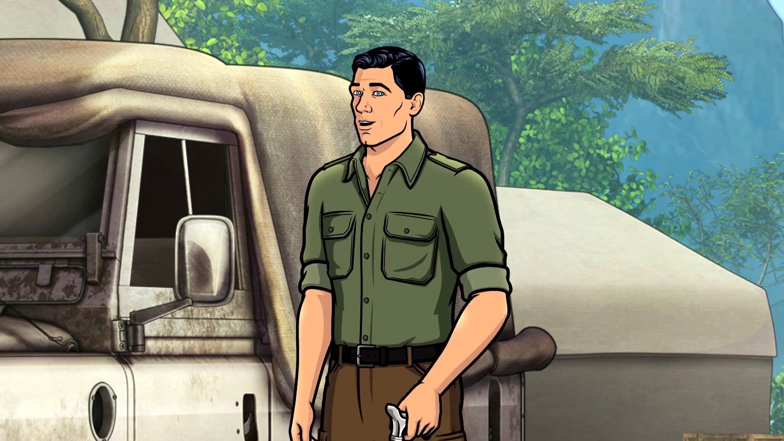 Archer: Photo Op