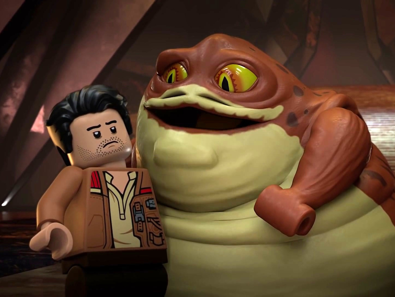 Lego Star Wars Terrifying Tales: Of the Dark Side