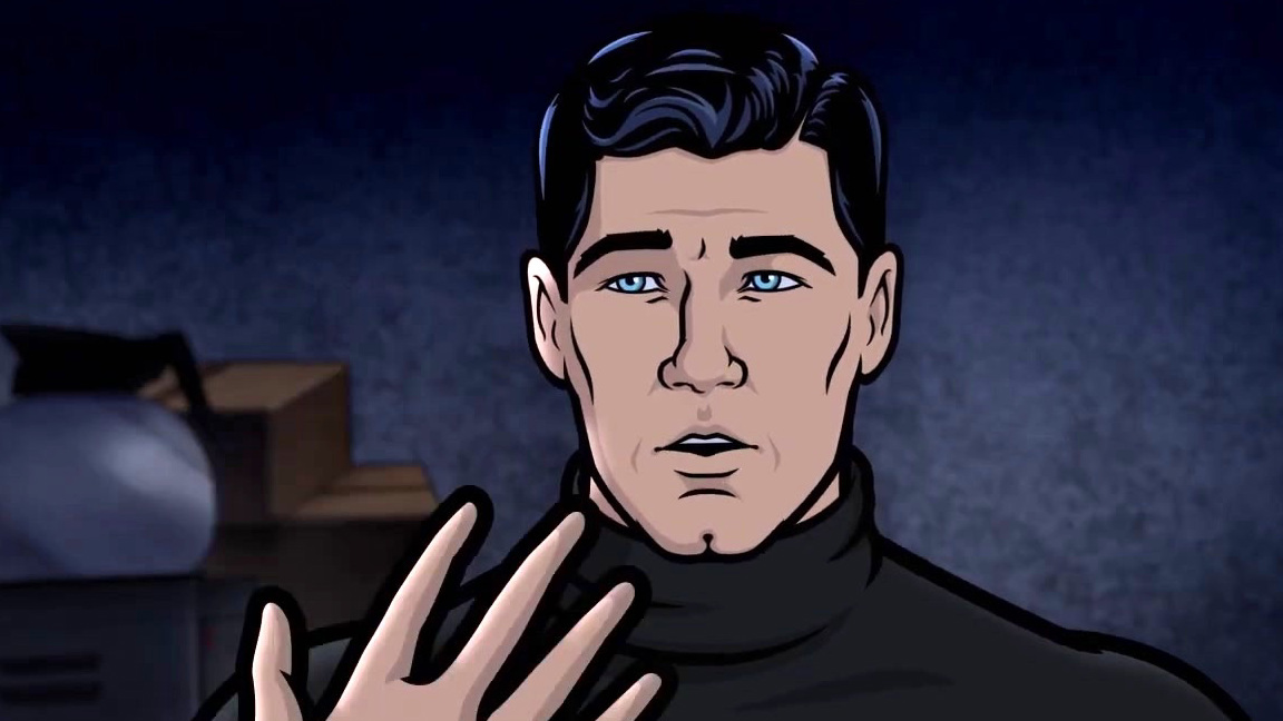Archer: Mission: Difficult