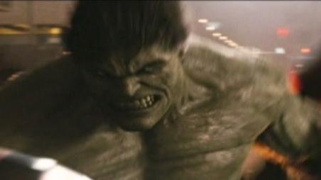 The Incredible Hulk: The Abomination Vs. The Hulk