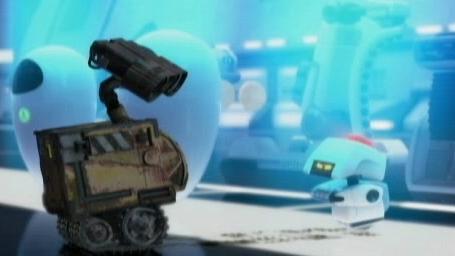 Wall-E: Foreign Contaminant