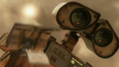Wall-E: The Sky Is Falling