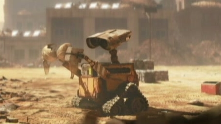 Wall-E: Day At Work