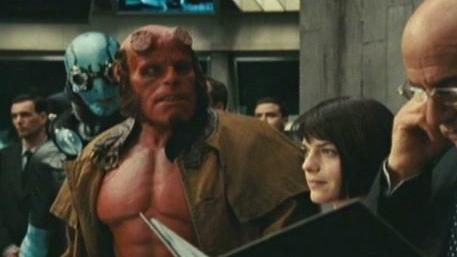 Hellboy 2: The Golden Army (Team Meets Johann)