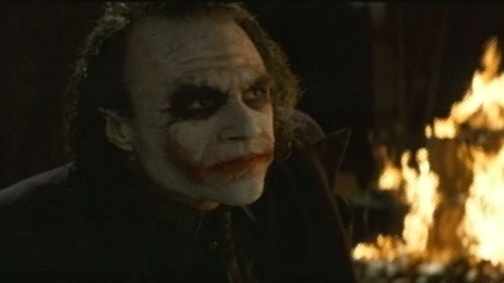 The Dark Knight: This Town Deserves A Better Class Of Criminal