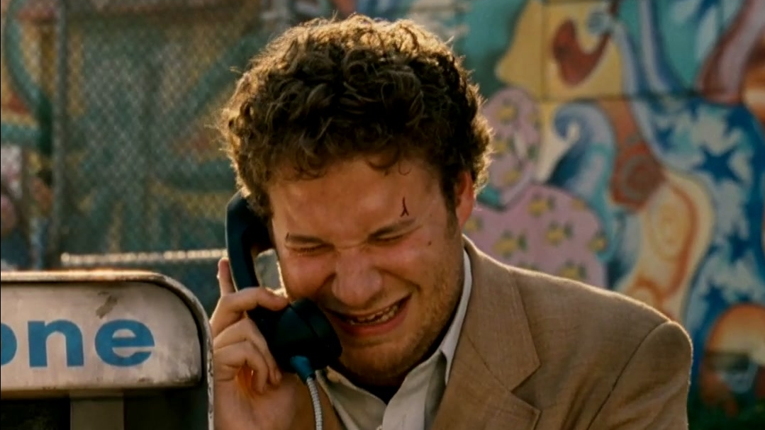 Pineapple Express: Near Death Experience