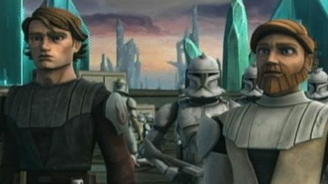 Star Wars: The Clone Wars (Anakin's New Padawin)