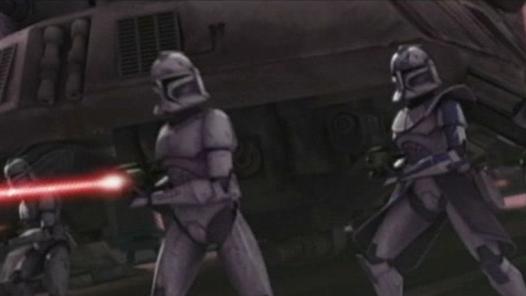 Star Wars: The Clone Wars (Rex Takes Charge)