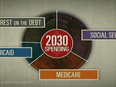 I.O.U.S.A. Scene: Alice Rivlin Discusses Rising Entitlement Program Cost