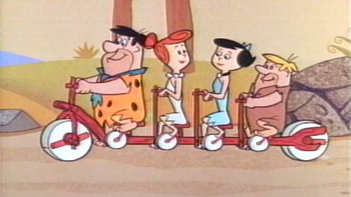 The Flintstones: Fred Flintstone Woos Again