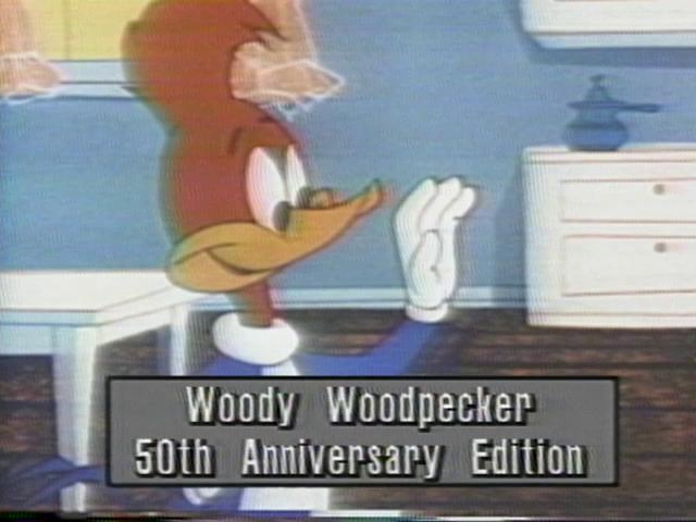 Woody Woodpecker's 50th Anniversary