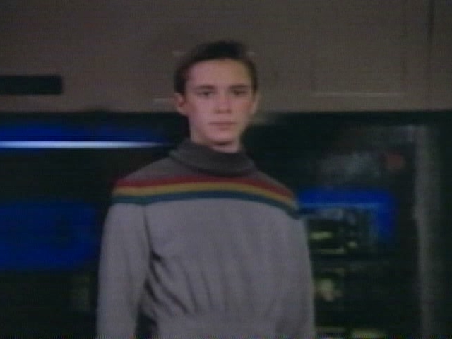 Star Trek: The Next Generation: Symbiosis