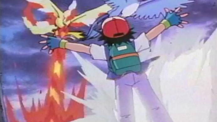 Pokemon The Movie 2000