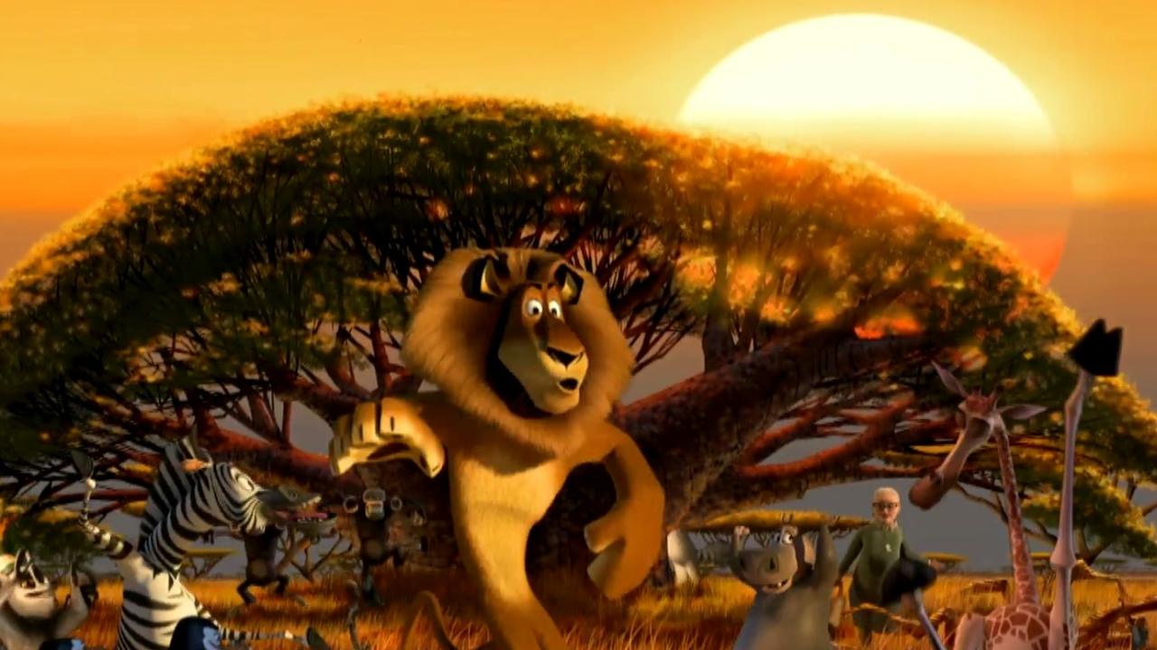 Madagascar: Escape 2 Africa (I Like To Move It)