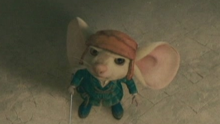 The Tale Of Despereaux: Despereaux Flies With His Ears
