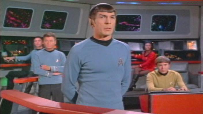 Star Trek: The Mark of Gideon