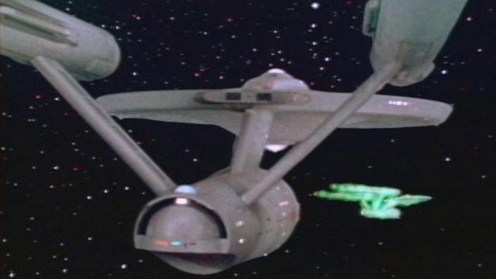 Star Trek: The Tholian Web