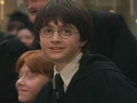 Harry Potter And The Sorcerer's Stone Scene: The Sorting Hat