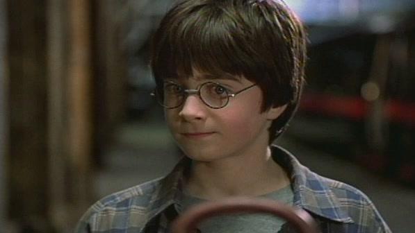 Harry Potter And The Sorcerer's Stone Scene: Platform 9