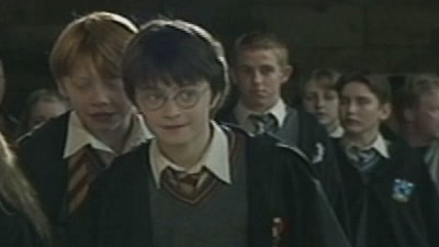 Harry Potter And The Sorcerer's Stone B-Roll