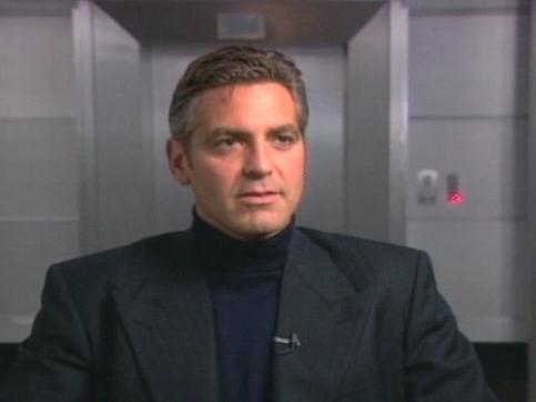 Ocean's 11: George Clooney-On The Movie