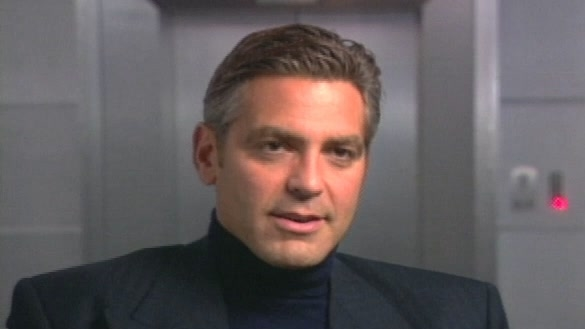 Ocean's 11: George Clooney-On Being Compared To The First