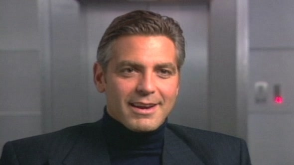 Ocean's 11: George Clooney-On Making The Film In The Hollywood Of Today