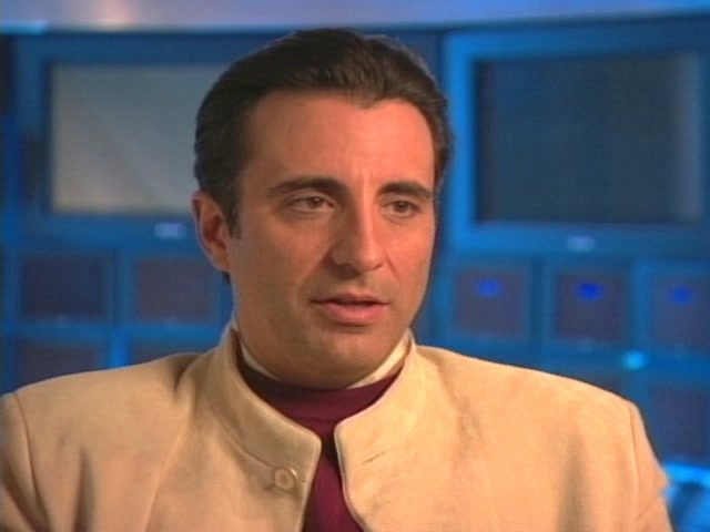 Ocean's 11: Andy Garcia-On The Story