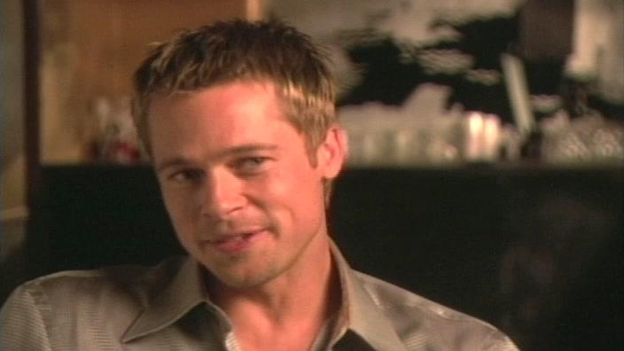 Ocean's 11: Brad Pitt-On Jerry Weintraub