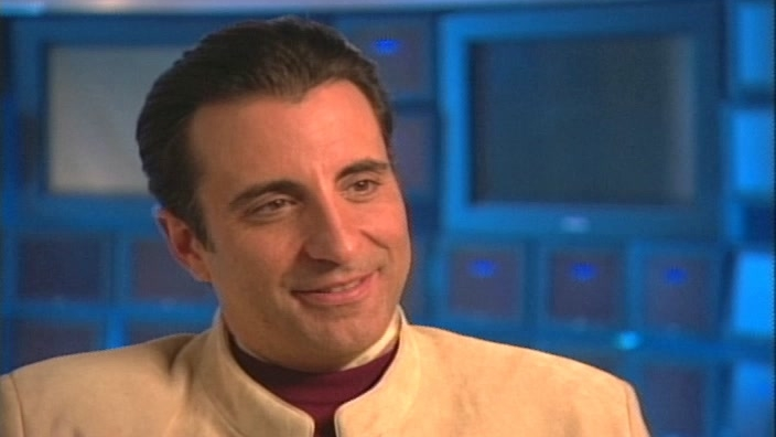 Ocean's 11: Andy Garcia-On His Character
