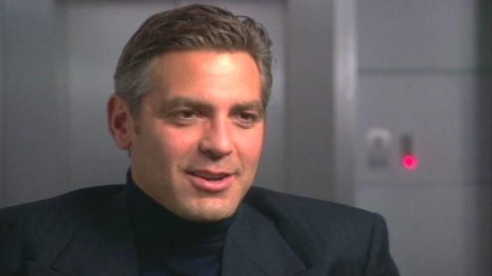 Ocean's 11: George Clooney-On Andy Garcia